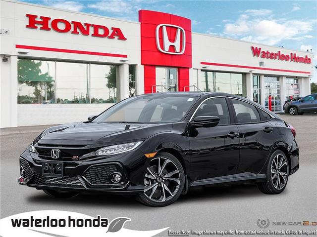 2019 Honda Civic Si Base (Stk: H5332) in Waterloo - Image 1 of 23