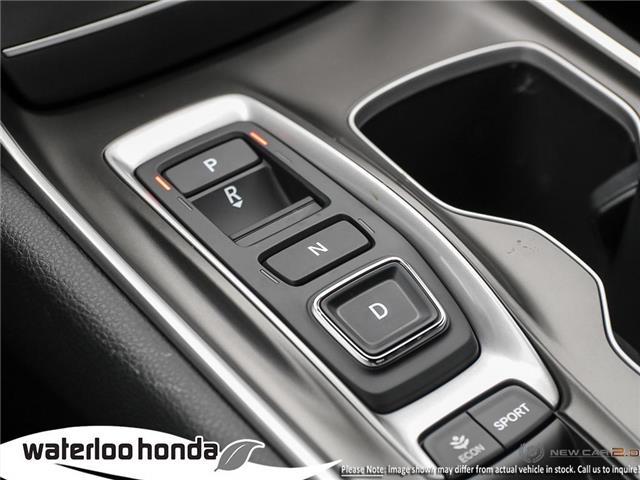 2019 Honda Accord Sport 2.0T (Stk: H5208) in Waterloo - Image 17 of 23