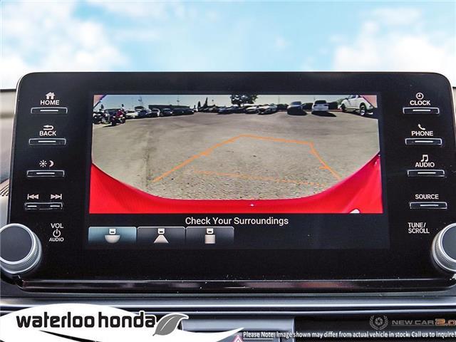 2019 Honda Accord Sport 2.0T (Stk: H5208) in Waterloo - Image 18 of 23