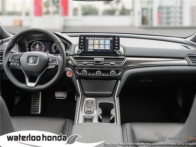 2019 Honda Accord Sport 2.0T (Stk: H5208) in Waterloo - Image 22 of 23
