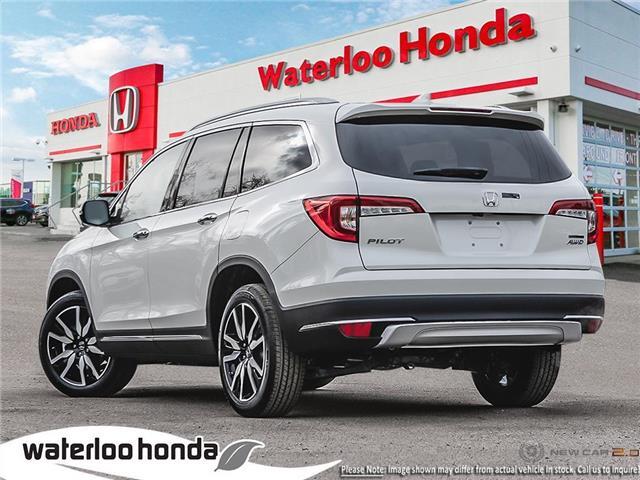 2019 Honda Pilot Touring (Stk: H5511) in Waterloo - Image 4 of 23
