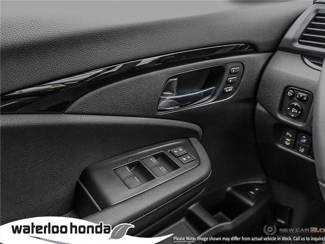 2019 Honda Pilot Touring (Stk: H5511) in Waterloo - Image 16 of 23