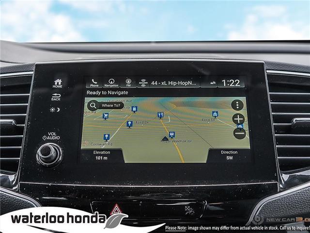 2019 Honda Pilot Touring (Stk: H5511) in Waterloo - Image 18 of 23