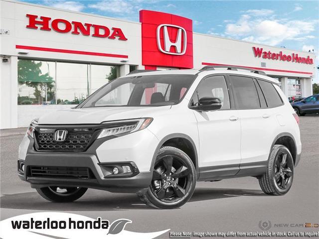 2019 Honda Passport Touring (Stk: H5237) in Waterloo - Image 1 of 23