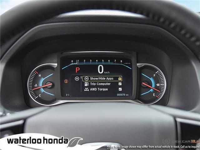 2019 Honda Pilot Touring (Stk: H5779) in Waterloo - Image 14 of 23