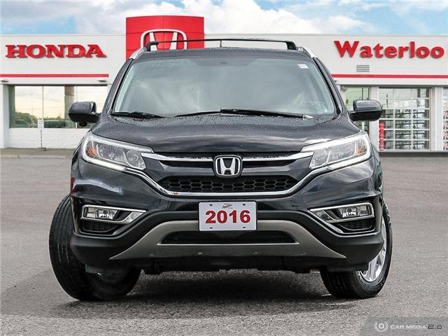 2016 Honda CR-V EX (Stk: H5982A) in Waterloo - Image 2 of 27