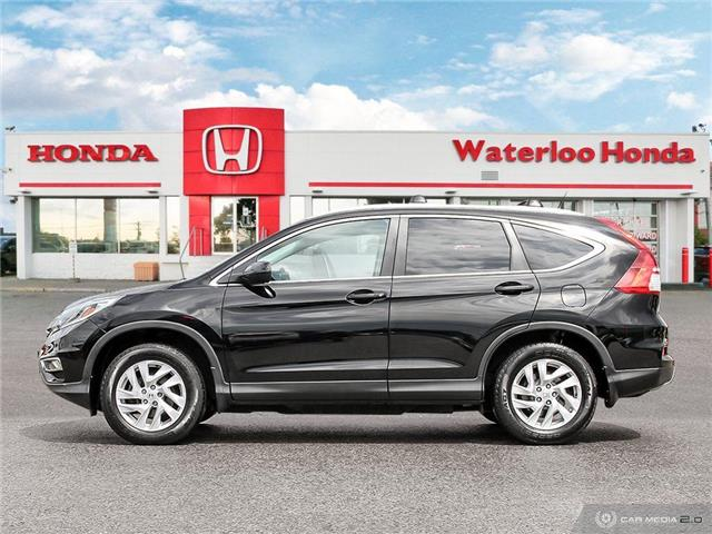 2016 Honda CR-V EX (Stk: H5982A) in Waterloo - Image 3 of 27