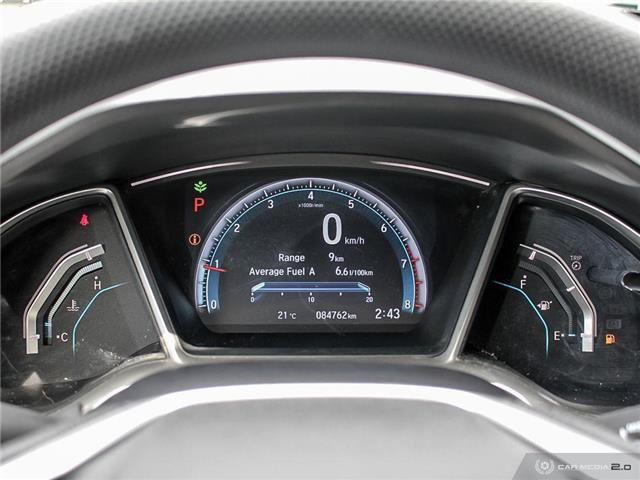 2016 Honda Civic EX (Stk: H5939A) in Waterloo - Image 7 of 27
