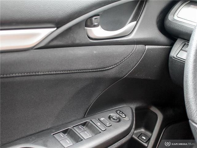 2016 Honda Civic EX (Stk: H5939A) in Waterloo - Image 9 of 27