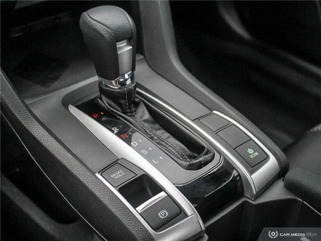 2016 Honda Civic EX (Stk: H5939A) in Waterloo - Image 11 of 27