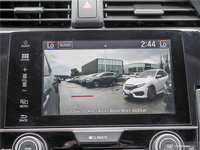 2016 Honda Civic EX (Stk: H5939A) in Waterloo - Image 13 of 27