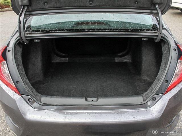 2016 Honda Civic EX (Stk: H5939A) in Waterloo - Image 25 of 27
