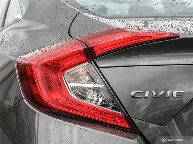 2016 Honda Civic EX (Stk: H5939A) in Waterloo - Image 26 of 27