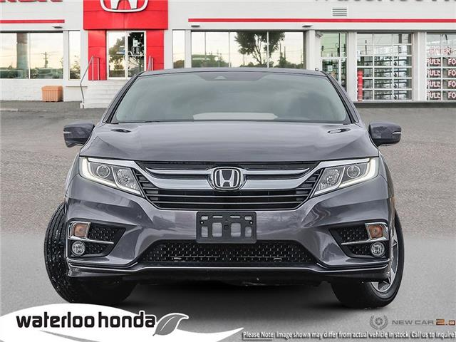 2019 Honda Odyssey EX-L (Stk: H4913) in Waterloo - Image 2 of 23