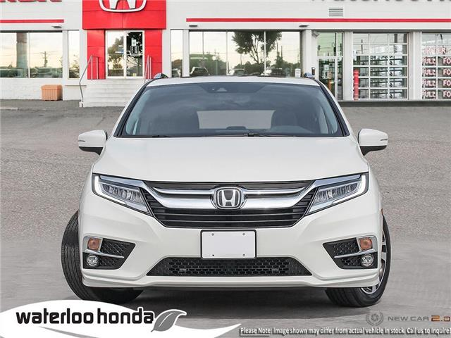 2019 Honda Odyssey Touring (Stk: H4980) in Waterloo - Image 2 of 23