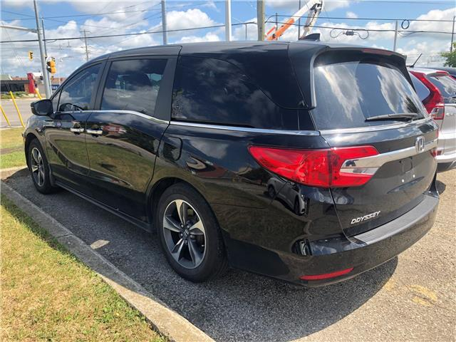 2018 Honda Odyssey EX-L (Stk: H6003A) in Waterloo - Image 2 of 3