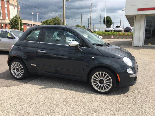 2017 Fiat 500 Lounge (Stk: U5905A) in Waterloo - Image 2 of 3