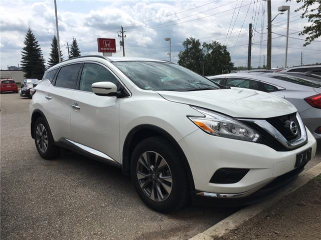 2017 Nissan Murano S (Stk: H5707A) in Waterloo - Image 2 of 3