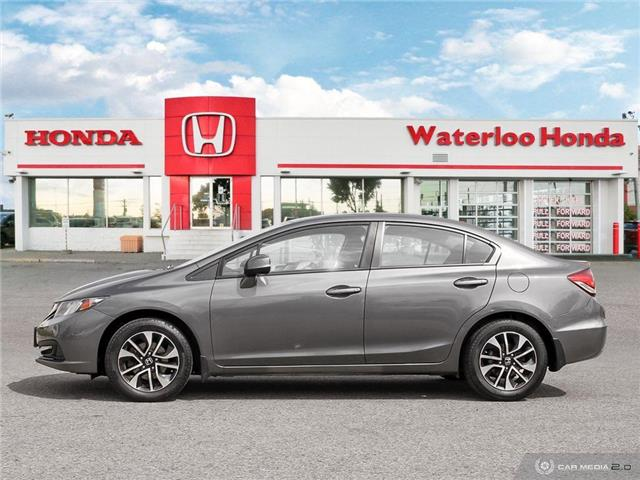 2013 Honda Civic EX (Stk: H5955A) in Waterloo - Image 3 of 27