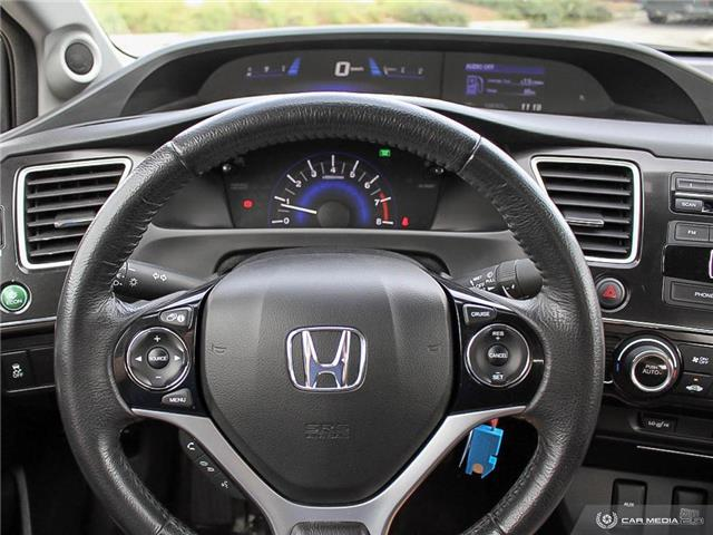 2013 Honda Civic EX (Stk: H5955A) in Waterloo - Image 6 of 27