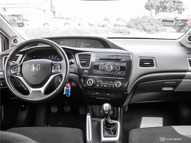 2013 Honda Civic EX (Stk: H5955A) in Waterloo - Image 18 of 27