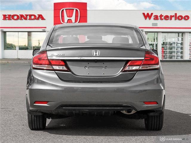 2013 Honda Civic EX (Stk: H5955A) in Waterloo - Image 27 of 27
