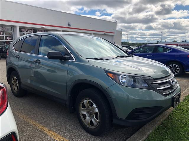 2013 Honda CR-V LX (Stk: H5957A) in Waterloo - Image 1 of 3