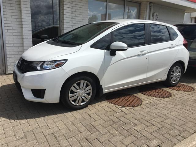 2015 Honda Fit LX (Stk: U6152) in Waterloo - Image 1 of 3