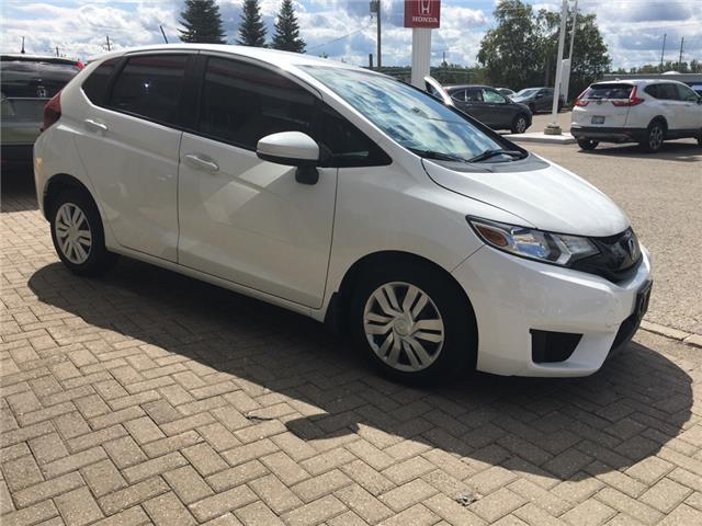 2015 Honda Fit LX (Stk: U6152) in Waterloo - Image 2 of 3