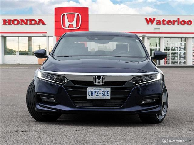 2019 Honda Accord Touring 2.0T (Stk: H4756) in Waterloo - Image 2 of 27