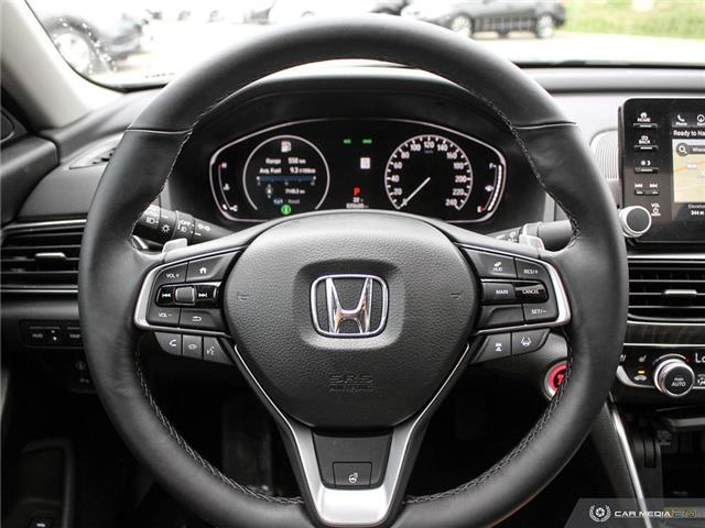2019 Honda Accord Touring 2.0T (Stk: H4756) in Waterloo - Image 6 of 27