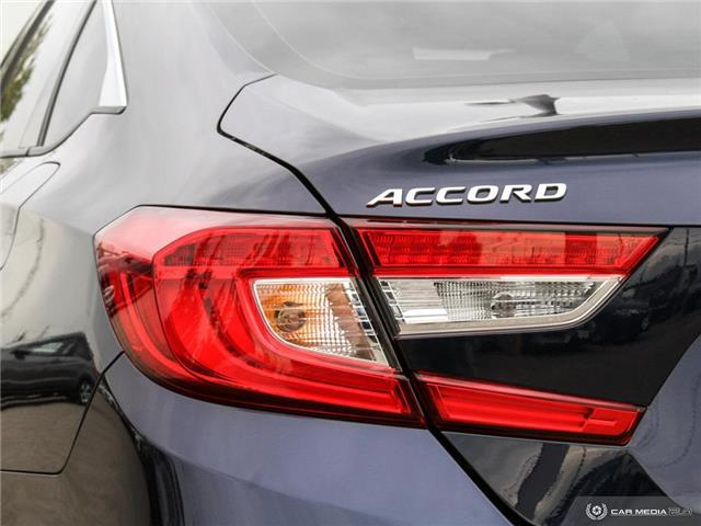 2019 Honda Accord Touring 2.0T (Stk: H4756) in Waterloo - Image 26 of 27