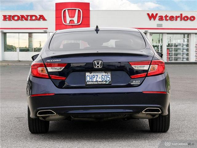 2019 Honda Accord Touring 2.0T (Stk: H4756) in Waterloo - Image 27 of 27