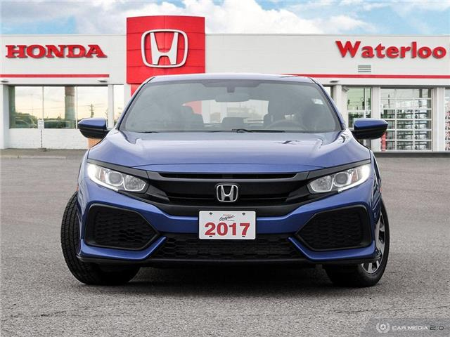 2017 Honda Civic LX (Stk: U6057) in Waterloo - Image 2 of 27