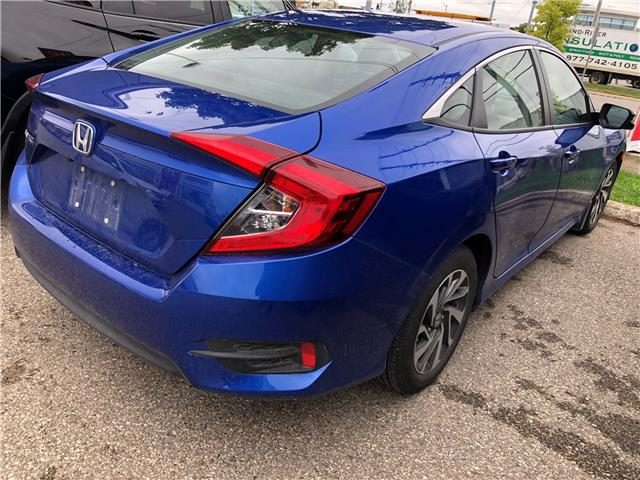 2017 Honda Civic EX (Stk: U6167) in Waterloo - Image 2 of 3