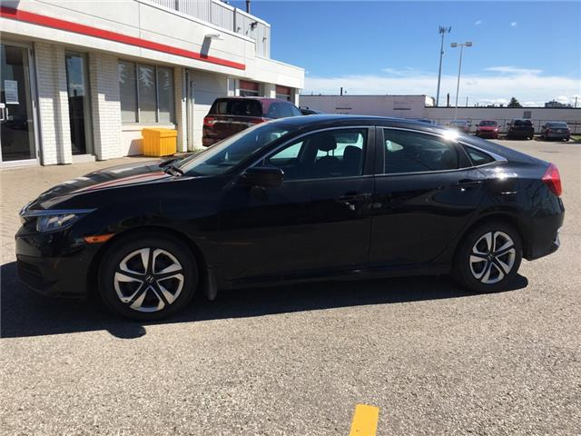 2016 Honda Civic LX (Stk: U6166) in Waterloo - Image 1 of 3