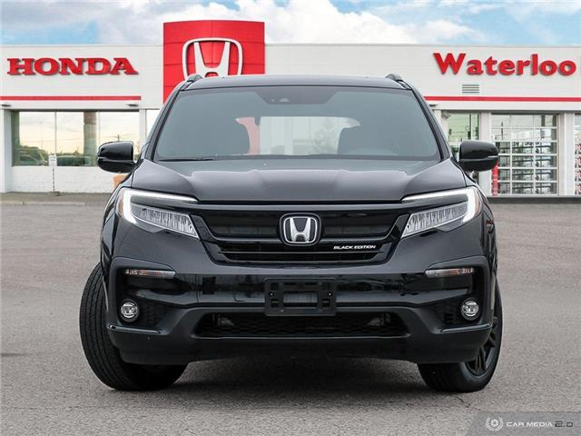 2019 Honda Pilot Black Edition (Stk: H4346) in Waterloo - Image 2 of 27