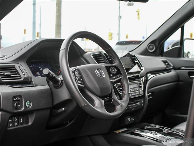 2019 Honda Pilot Black Edition (Stk: H4346) in Waterloo - Image 5 of 27