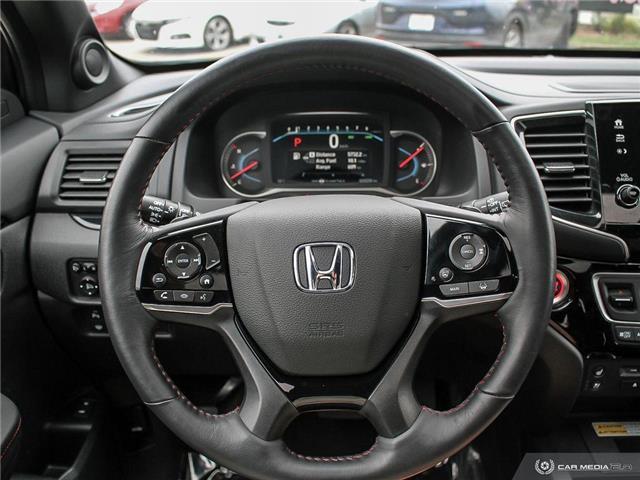 2019 Honda Pilot Black Edition (Stk: H4346) in Waterloo - Image 6 of 27