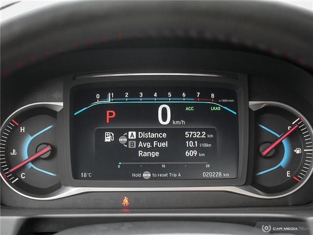 2019 Honda Pilot Black Edition (Stk: H4346) in Waterloo - Image 7 of 27