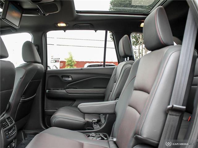 2019 Honda Pilot Black Edition (Stk: H4346) in Waterloo - Image 17 of 27