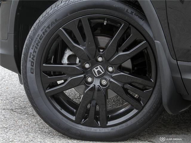 2019 Honda Pilot Black Edition (Stk: H4346) in Waterloo - Image 20 of 27