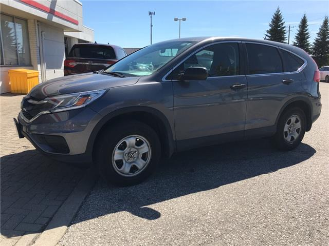 2015 Honda CR-V LX (Stk: U6183) in Waterloo - Image 1 of 3