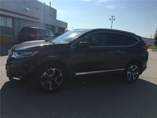 2017 Honda CR-V Touring (Stk: U6181) in Waterloo - Image 2 of 3