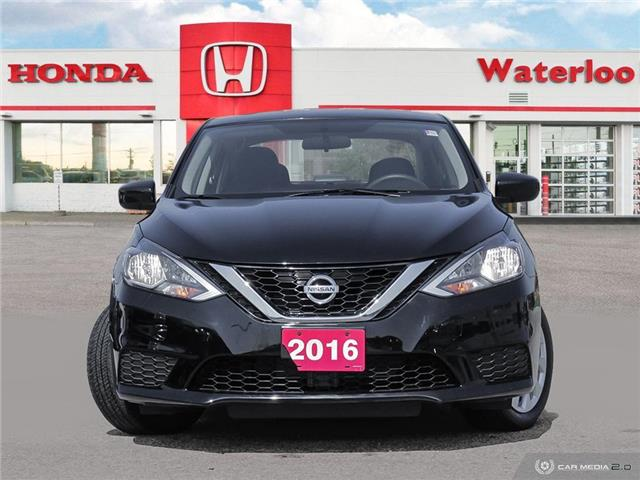 2016 Nissan Sentra 1.8 SV (Stk: H6021A) in Waterloo - Image 2 of 27