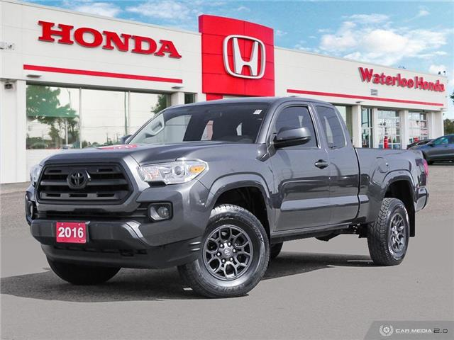 2016 Toyota Tacoma SR+ (Stk: H5897A) in Waterloo - Image 1 of 27