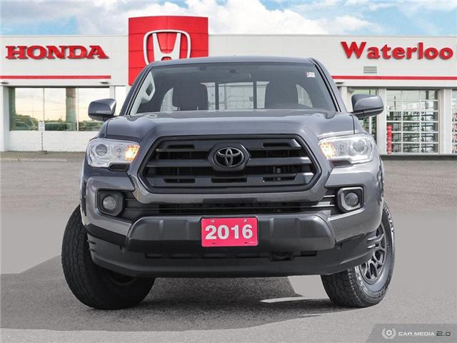 2016 Toyota Tacoma SR+ (Stk: H5897A) in Waterloo - Image 2 of 27
