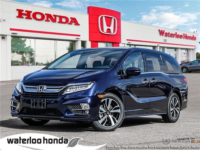 2020 Honda Odyssey Touring (Stk: H6237) in Waterloo - Image 1 of 23
