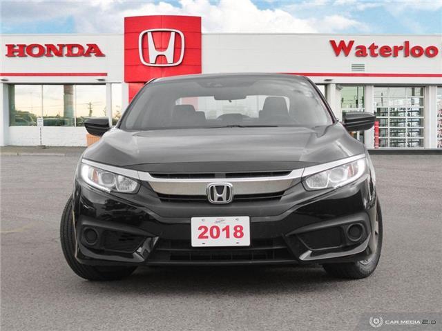 2018 Honda Civic SE (Stk: U5978) in Waterloo - Image 2 of 27
