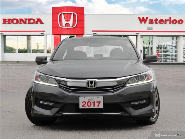 2017 Honda Accord EX-L V6 (Stk: H6054A) in Waterloo - Image 2 of 27